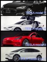 Tesla model2 tesla model1 テスラモデル2 モデル1