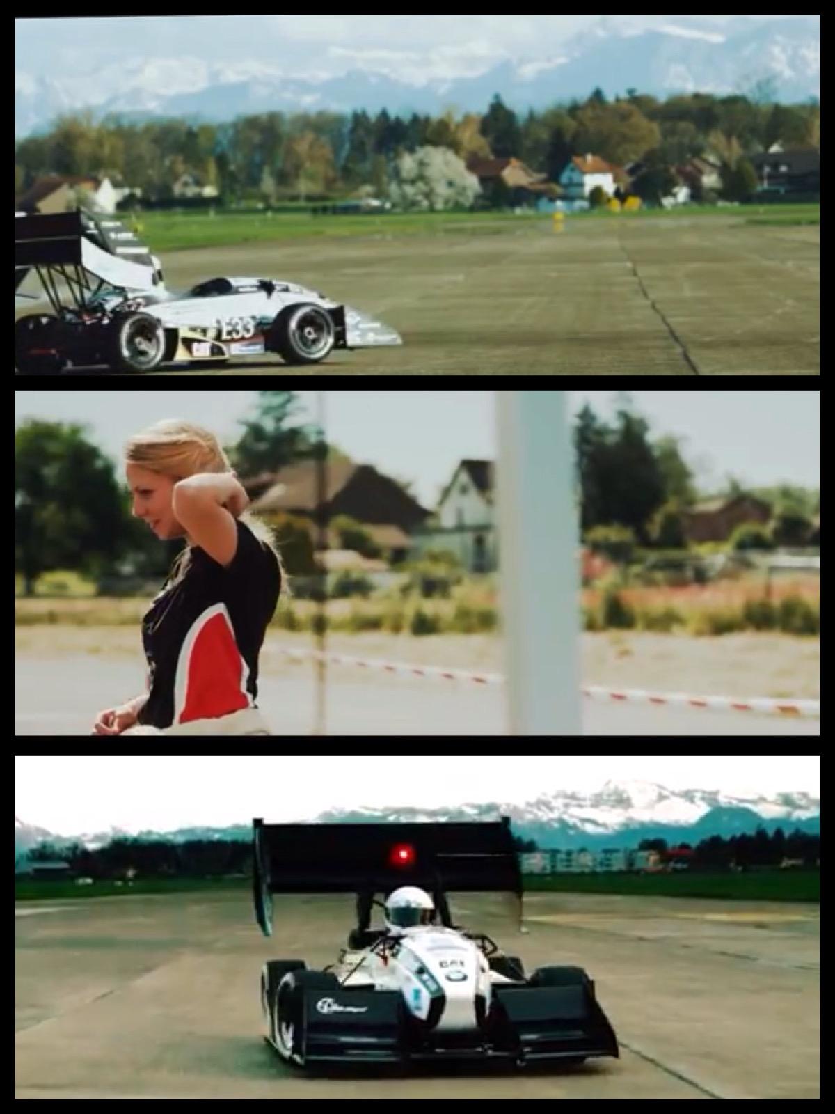 電気自動車の0-100km/h加速 世界記録 1.513秒