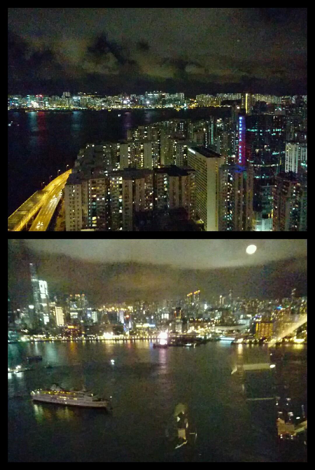 香港 訪問