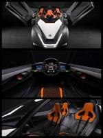 日産 スポーツEV「ブレードグライダー」2016