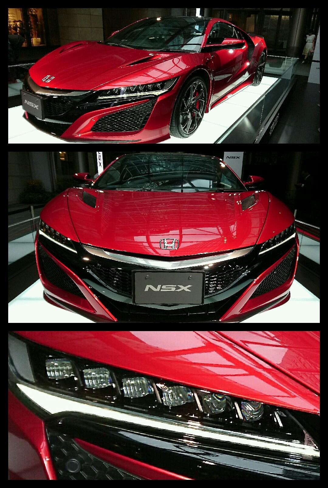 ホンダ新型NSX
