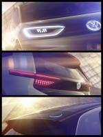 VW 新EVコンセプト2016パリ