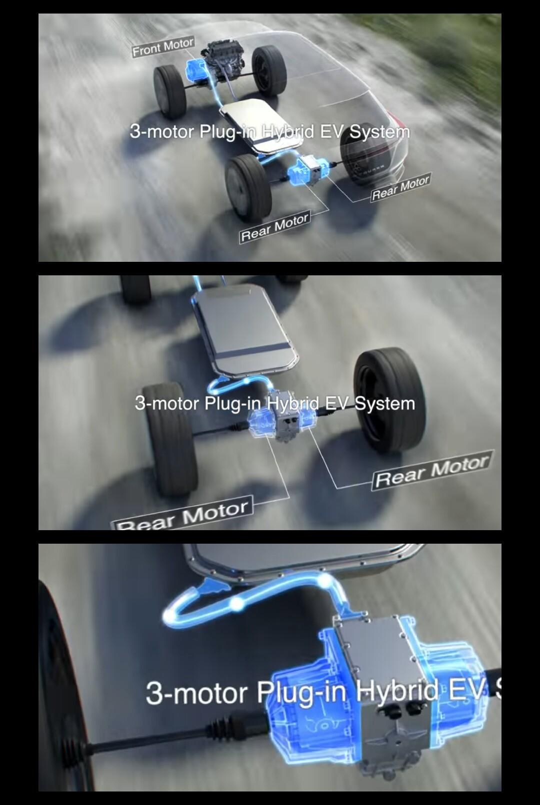 次期アウトランダーPHEV GT-PHEVconcept