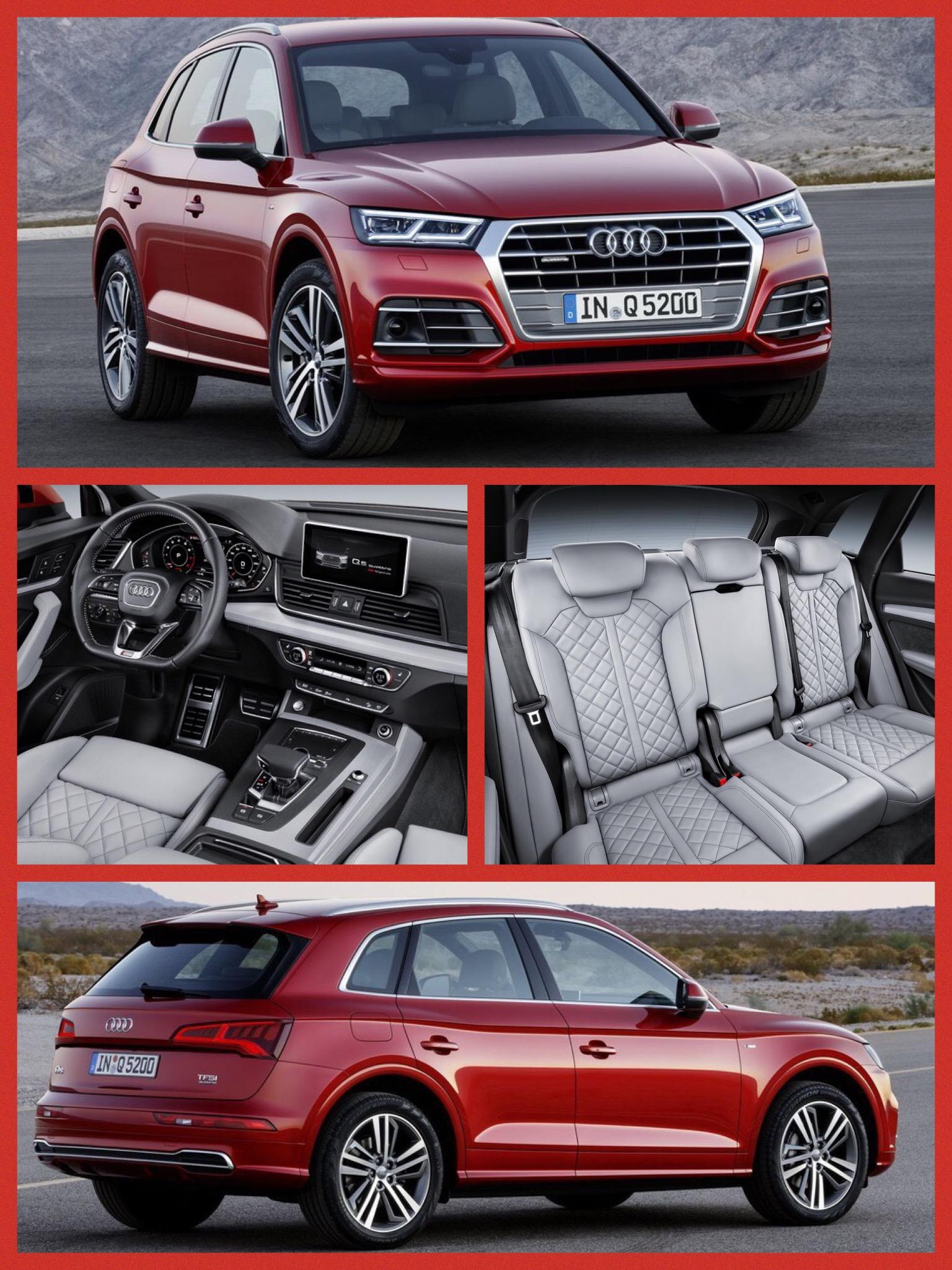 アウディ 新型2代目Audi Q5
