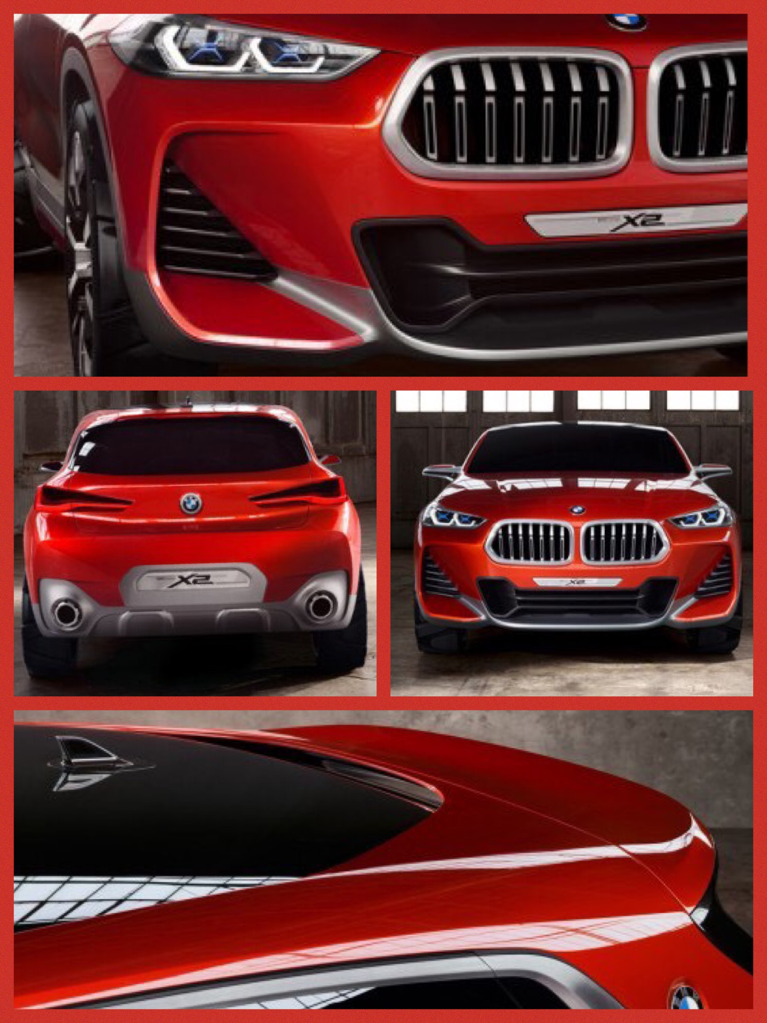 BMW 「X2」