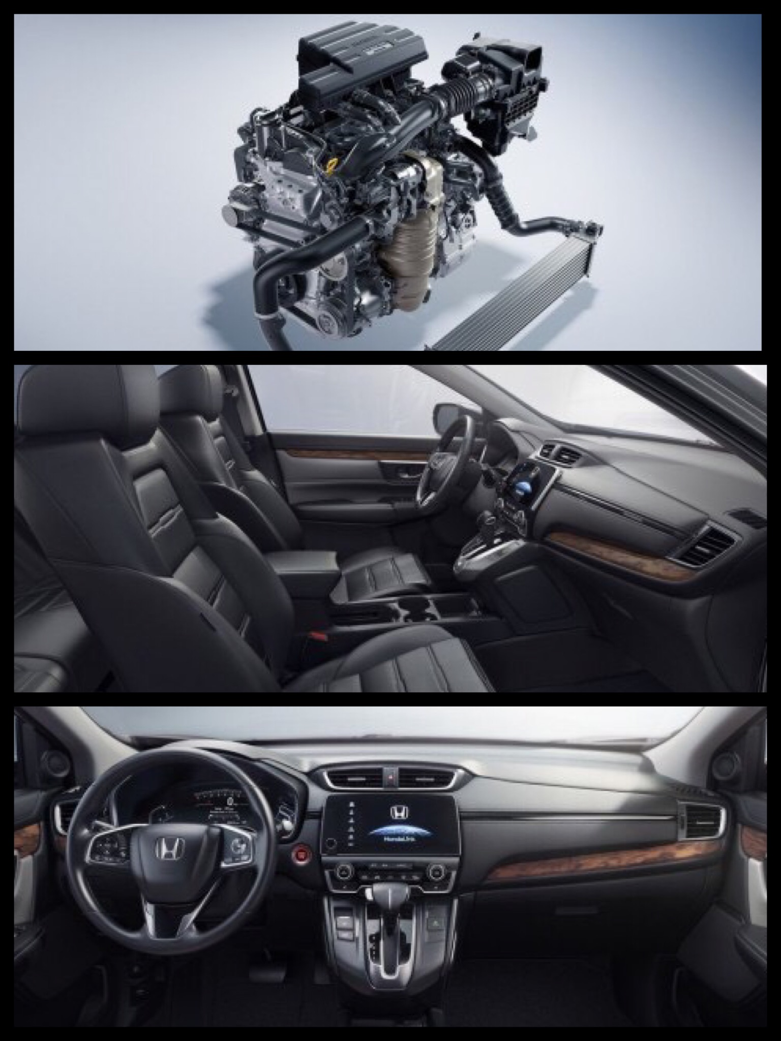 ホンダ 新型CR-V 2017