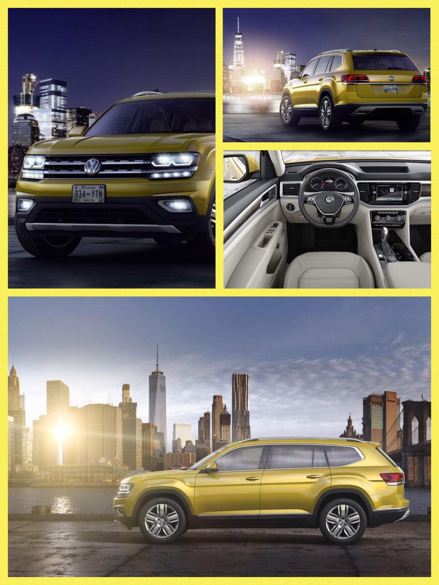 VW アトラス 2017