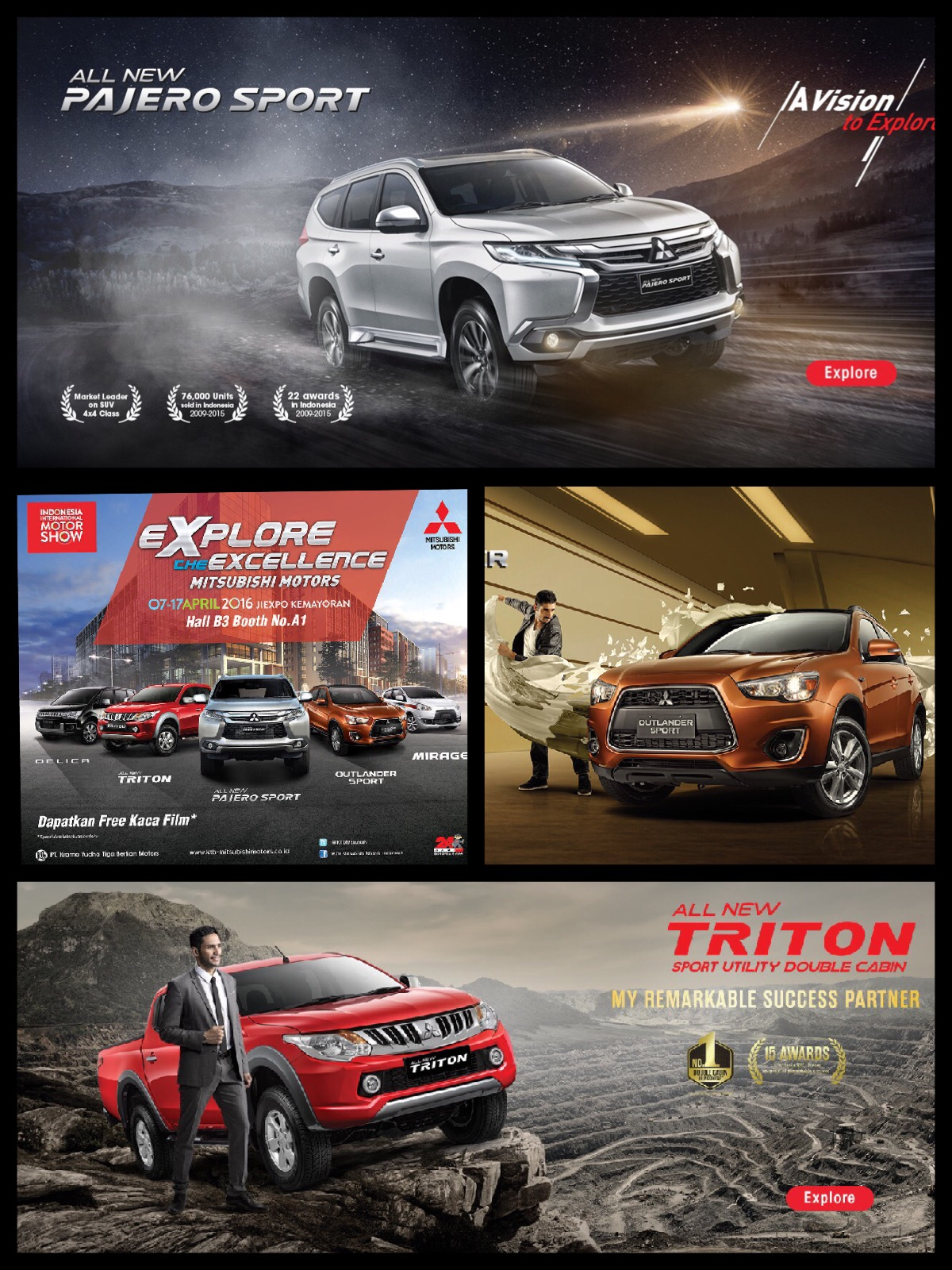 三菱 インドネシア mitsubishi motors Indonesia