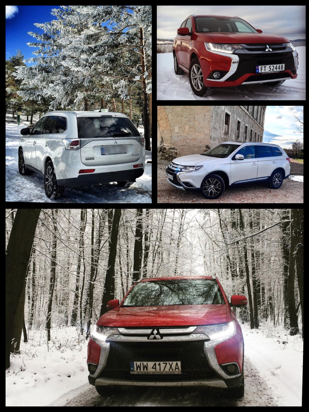 Mitsubishi Outlander phev by VK