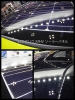 2016新型プリウスPHV ソーラーパネル