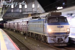 2016/4/25の1065レ(=EF66-30牽引)