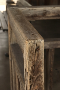 木製ラッチ
