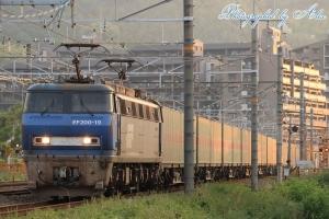53レ(=EF200-19牽引)