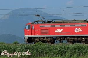 3095レ(=EF510-3牽引)