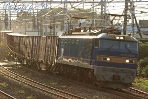 4070レ(=EF510-505牽引)