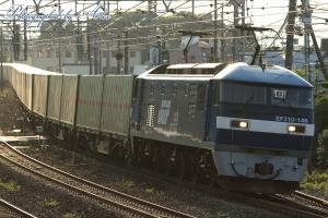 55レ(=EF210-148牽引)