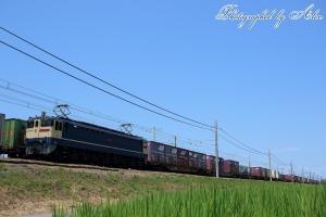 5087レ(=EF65-2139牽引)