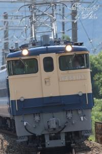回9912レ(=EF65-1133牽引)