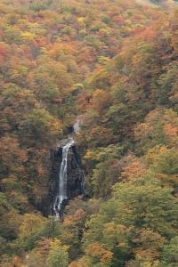 日本の滝百選・三階滝