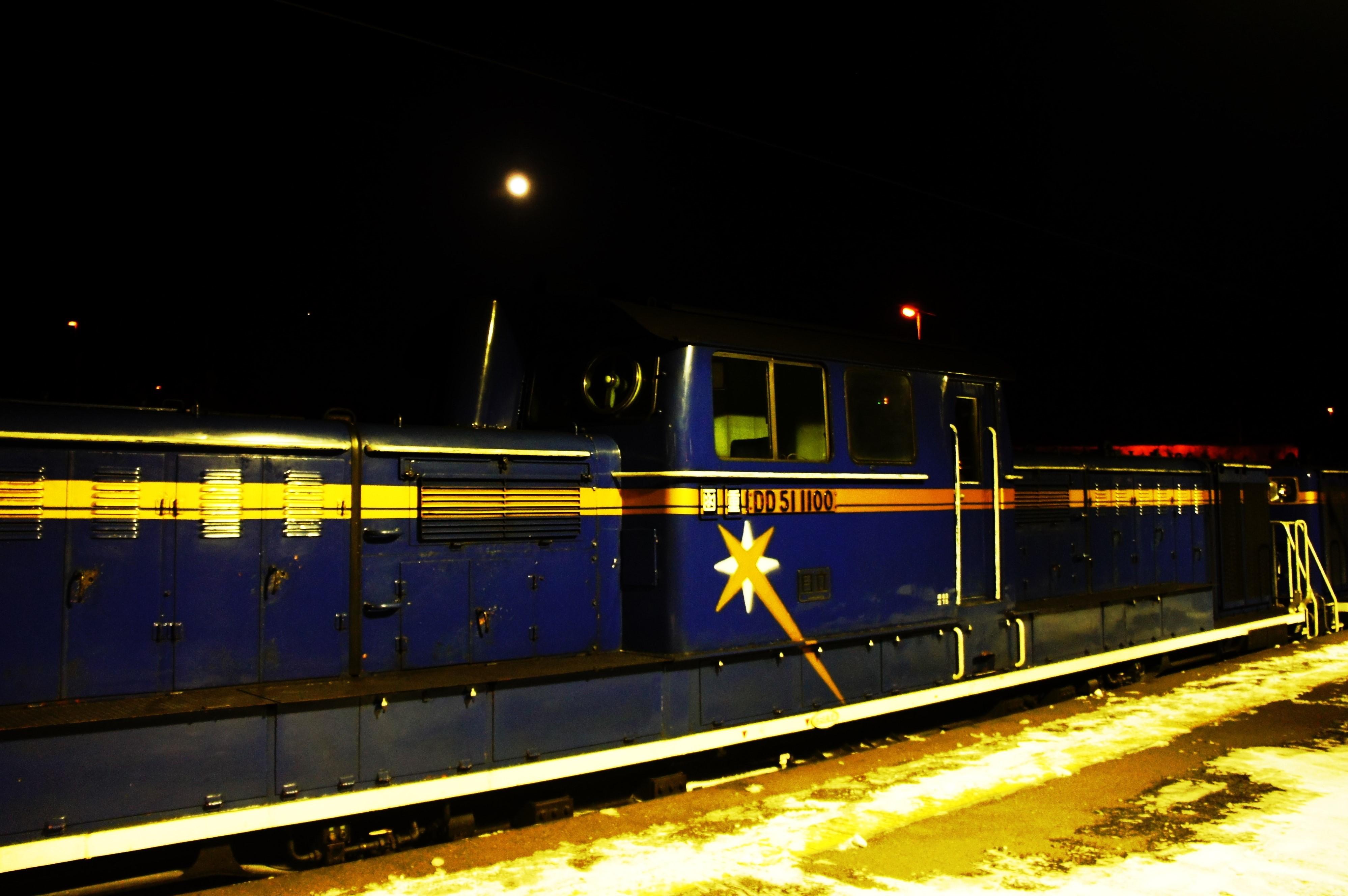 夜汽車の記憶