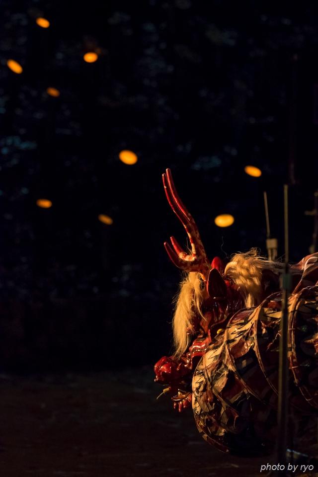 伝統芸能と光の祭典_10