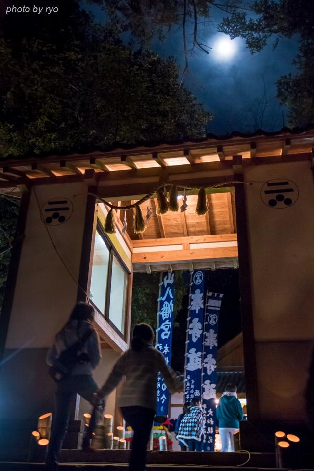 伝統芸能と光の祭典_1