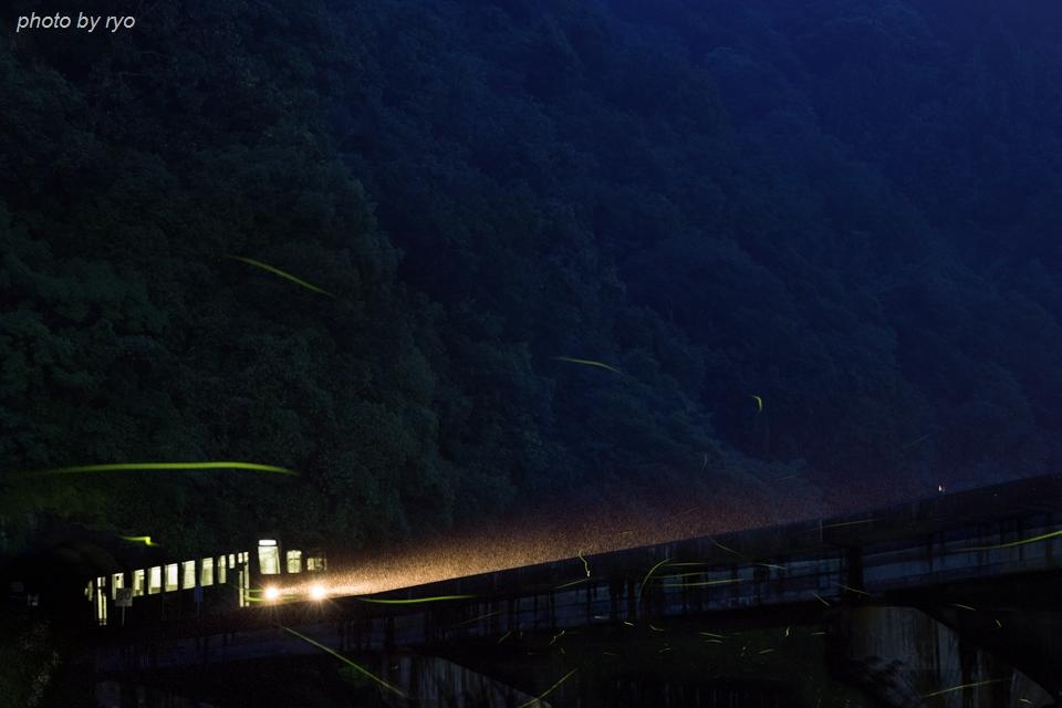 ホタル列車 2016_3