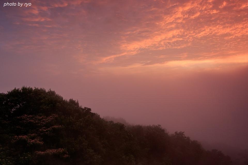 霧が吹き上がる朝に_1