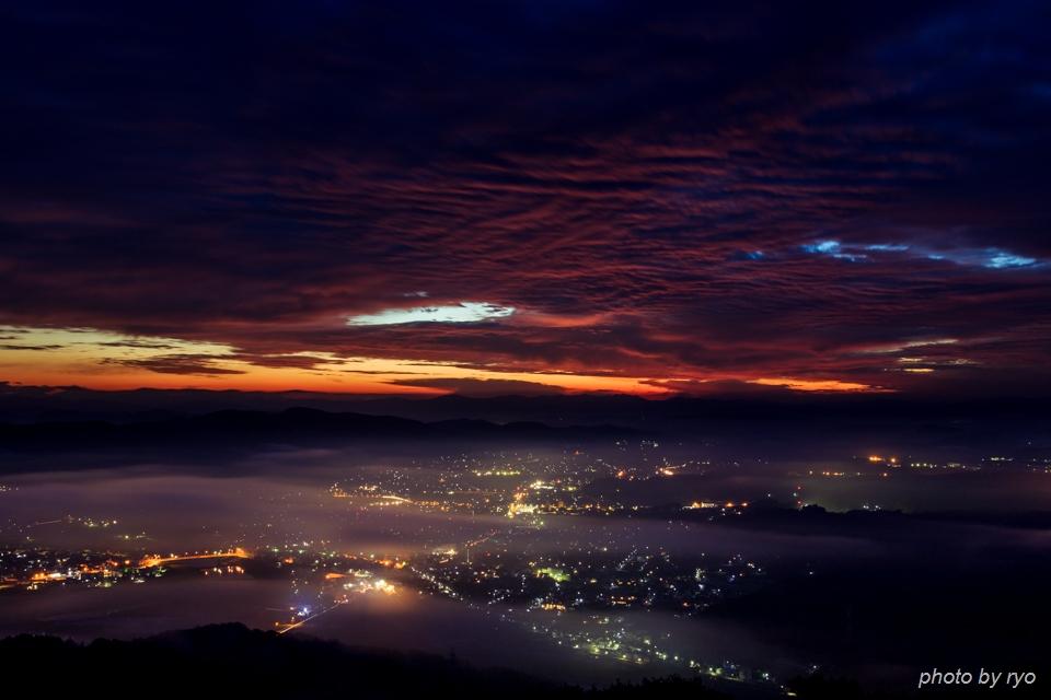 雲が焼ける朝に_1