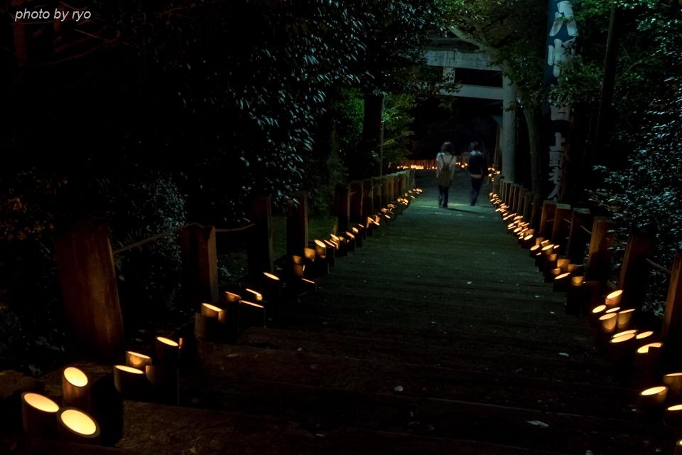 伝統芸能と光の祭典_3