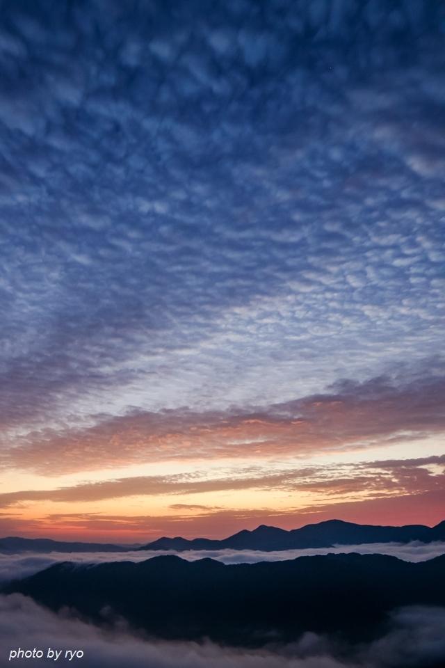 雲な朝_4