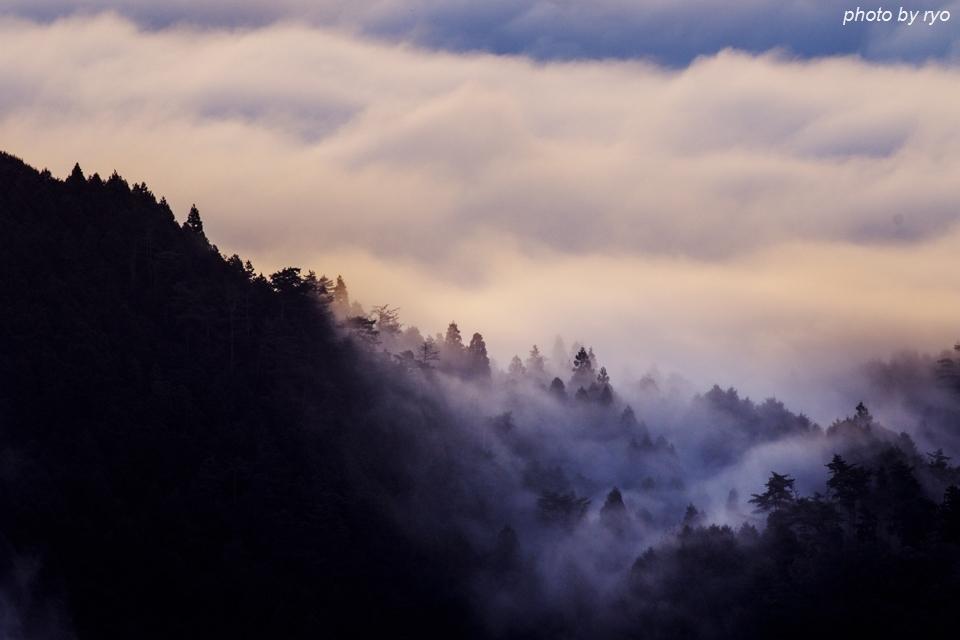 雲な朝_5