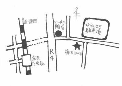 権三ホール地図_400
