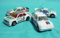 マッチボックス WRC