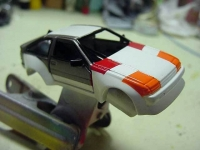 トミカ AE86