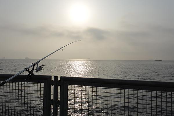 本牧海釣り公園