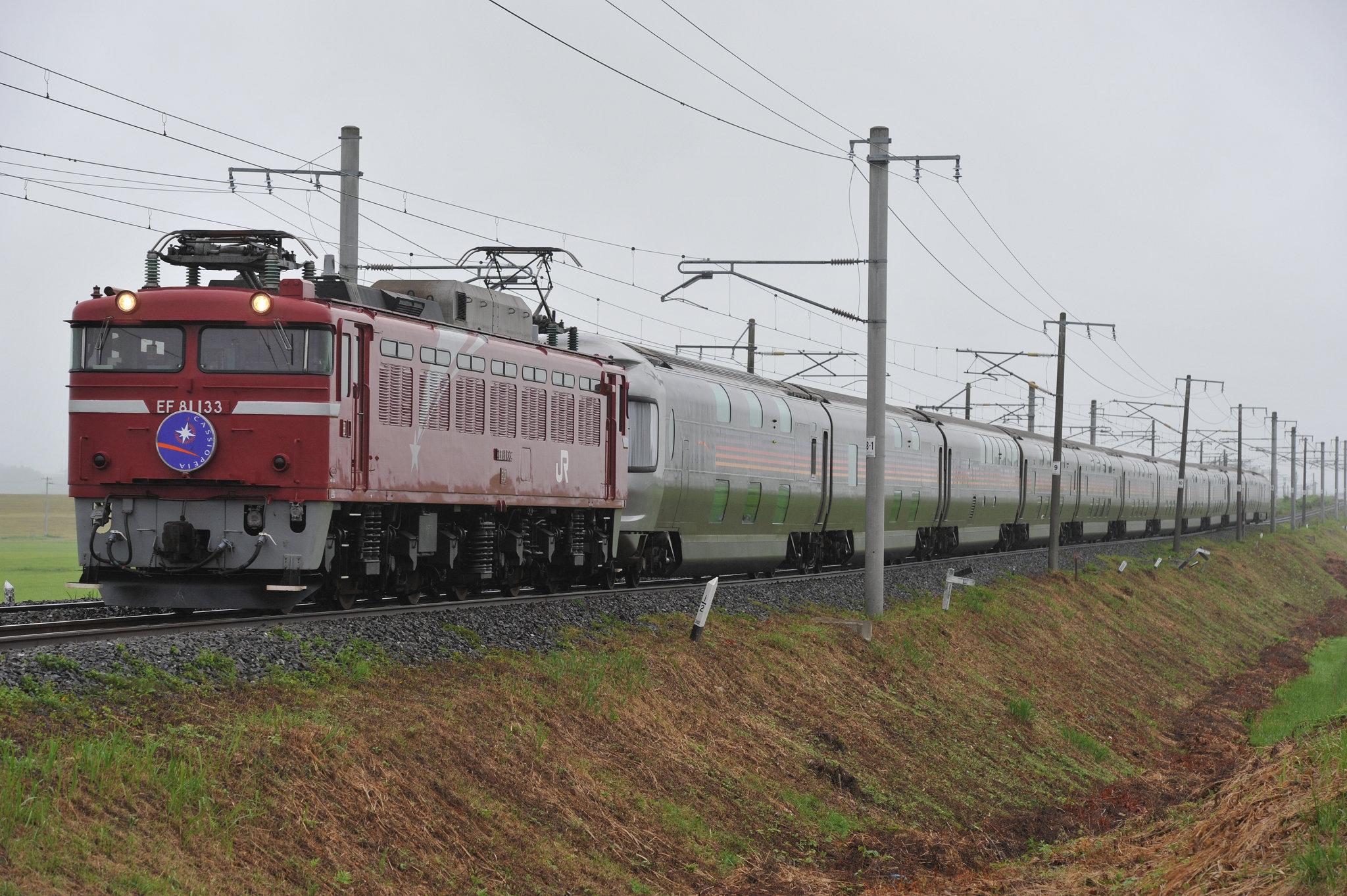 2016-07-25鹿島台~品井沼を行くカシオペア紀行