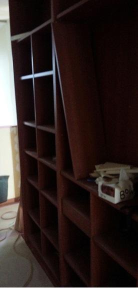 2F廊下本棚