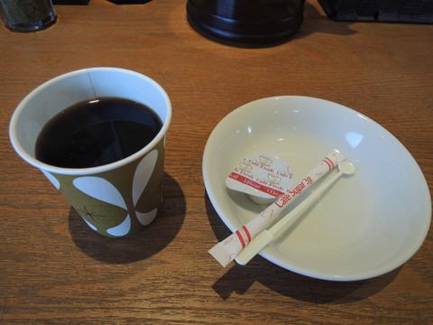 コーヒー(100円)