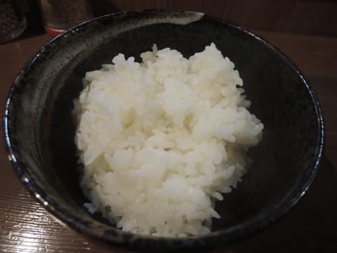 白ごはん(100円)
