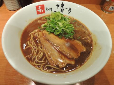 こってり和歌山らーめん(750円)