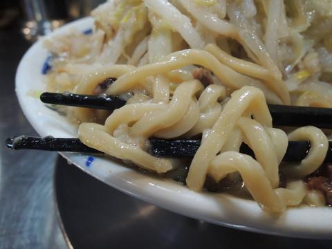 らーめんの麺