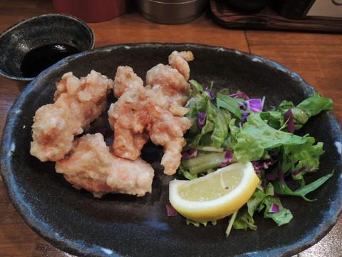 鶏の唐揚げ(519円)