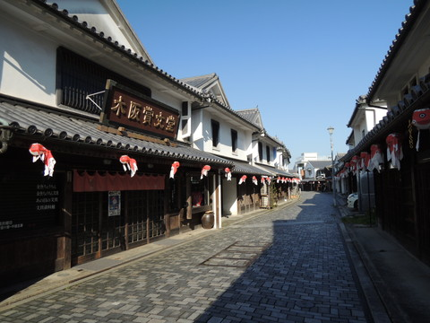 柳井の伝統的建造物群保存地区