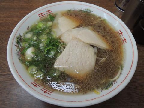 中華そば小(1玉)(550円)