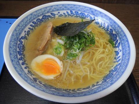 塩らあめん(500円)