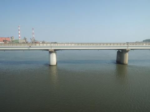 山陰本線江津~浅利間の江の川付近