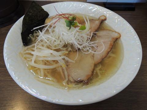 塩(塩らー麺)(680円)