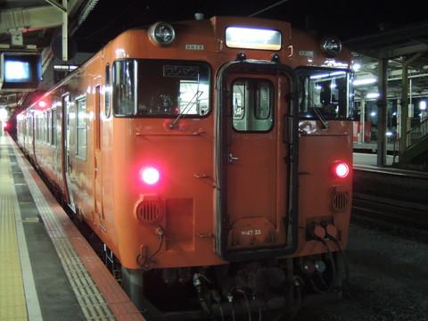 出雲市発米子行普通(146K列車)