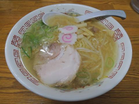 なつ旨ラーメン(580円)